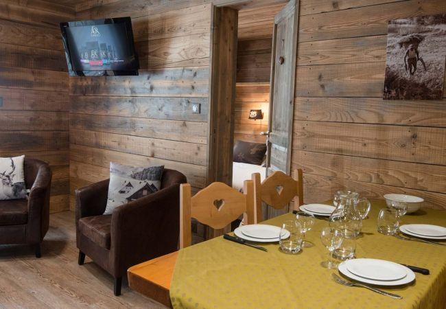Appartement à La Bresse - G5. Appartement premium 3/5p 42m² 1ch terrasse