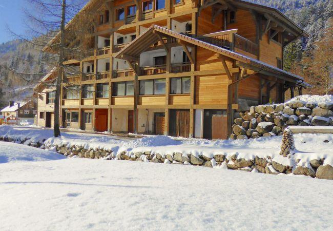 Appartement à La Bresse - G3. Appartement Premium 3/5p, 42m² 1ch, terrasse,