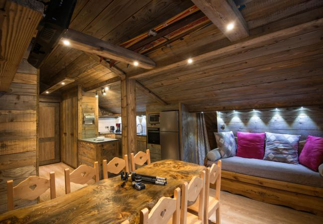 Appartement à La Bresse - L10. Appartement duplex premium 8p 65m² calme