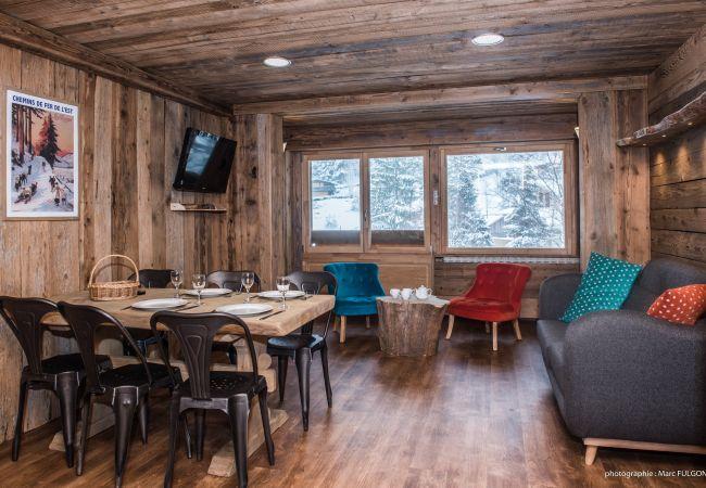 Appartement à La Bresse - N14. Studio premium 2/3 pers 42 m²1 ch calme wifi