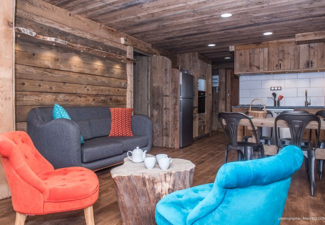 Appartement à La Bresse - P18. Appartement Premium 3/4 p 2 chambres 52m²