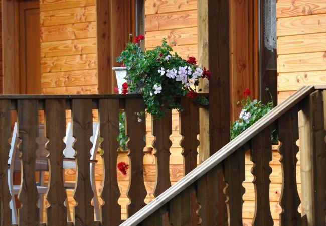 Chalet à La Bresse - 1. Superbe chalet traditionnel en lisière de forêt