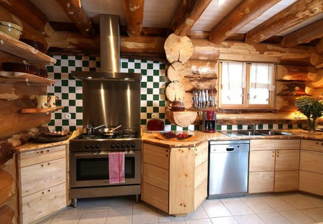 Chalet à La Bresse - 912. CHALET RONDINS 140 m²