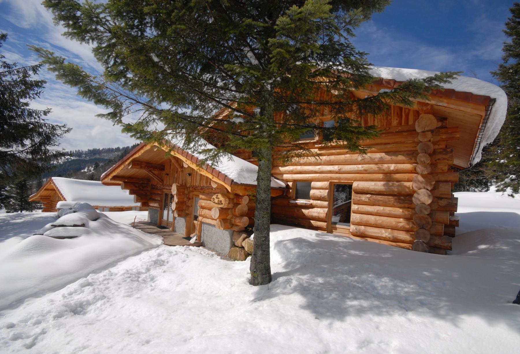 location chalet ski bresse
