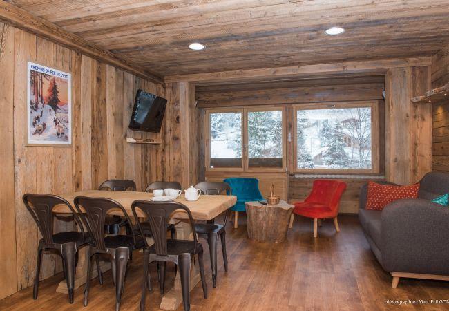 Appartement à La Bresse - M13. Appartement premium 3/4p 52m² 2ch calme wifi
