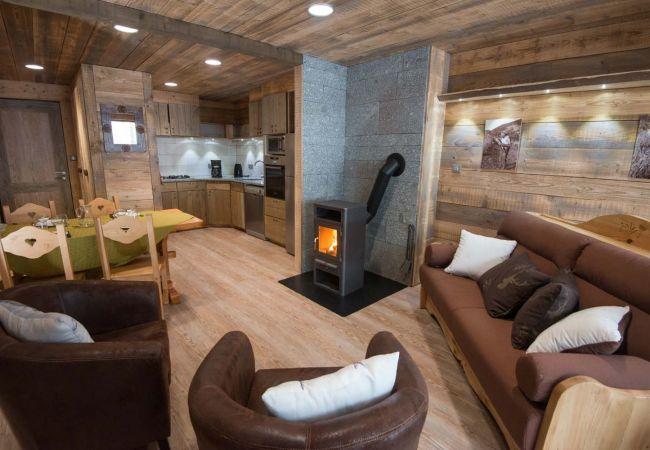 Appartement à La Bresse - G7. Appartement premium 3/5p 42m² 1ch terrasse