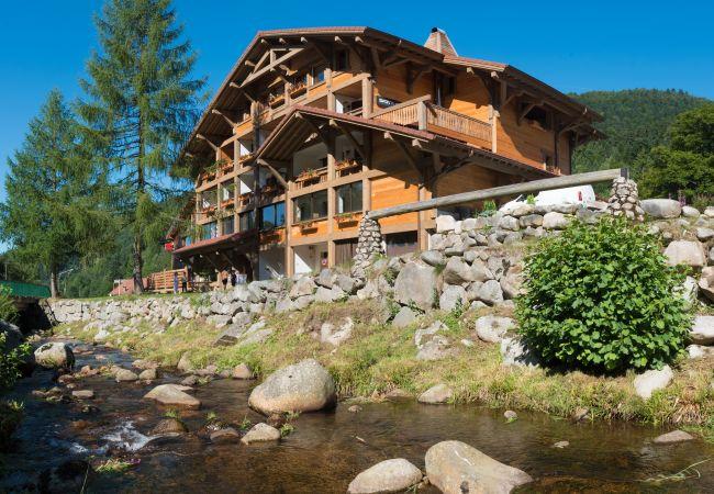 Appartement à La Bresse - G8. Appartement premium 3/5p 42m² 1ch terrasse