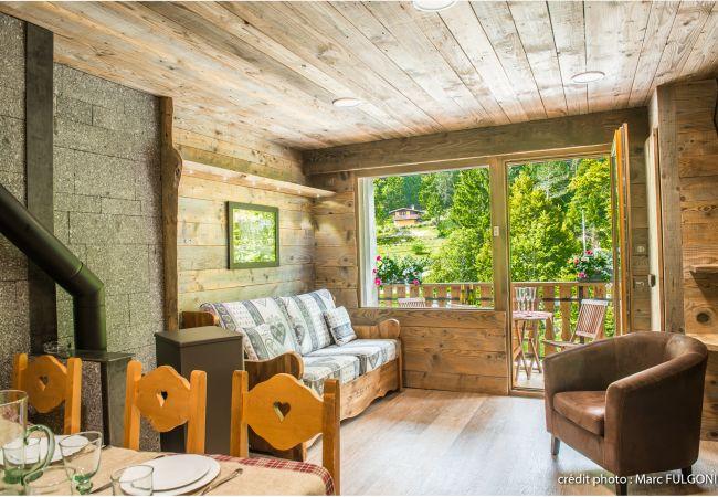 Appartement à La Bresse - G11. Appartement premium 3/5p 42m² 1ch terrasse