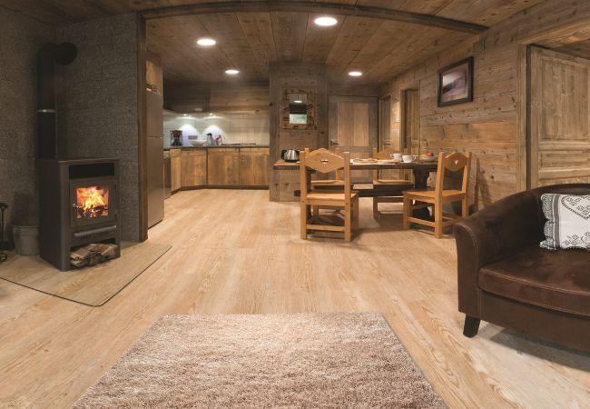 Appartement à La Bresse - G6. Appartement premium 3/5p 42m² 1ch terrasse