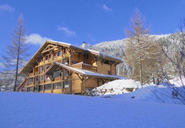 Appartement à La Bresse - A1. Appartement 2/5p, 42m² 1ch, terrasse, cheminée